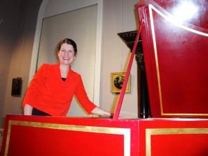"""Catherine SAMOUEL en concert le dimanche 10 mars au Musée de Tessé (Le Mans) sur le thème """"Paysages en voyage"""""""